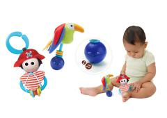 Yookidoo Pirate Play Set Speelset Piraat