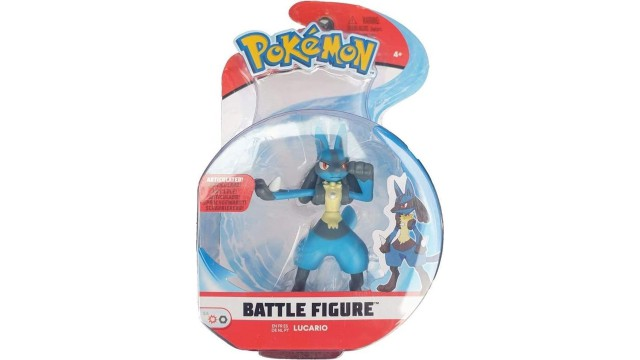 Pokemon Battle Figure Lucario