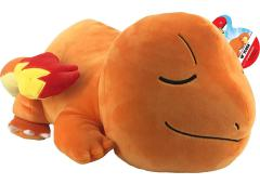 Pokemon Pluche 45cm Charmander sleeping
