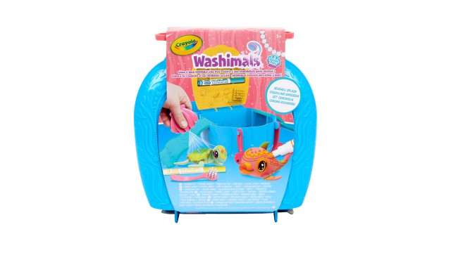 Crayola Washimals Zeedieren set