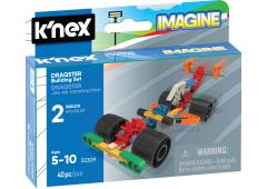 K'NEX Dragster Building Set