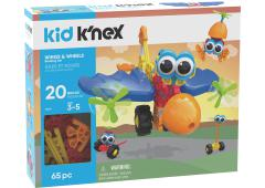 KID K'NEX Wings en Wheels Building Set