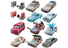 Cars Die cast Character singles assortiment