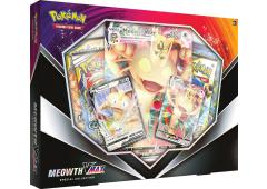 Pokemon TCG Meowth VMAX Special Collection Box