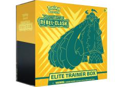 Pokemon TCG Sword en Shield Rebel Clash Elite