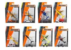 Matchbox Wings and Wheels 2-pack assortiment
