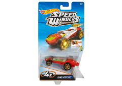Hot Wheels Speed Winders Car Track Band Attitude