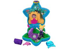 Polly Pocket Tiny Pocket Places - Polly's Aquarium