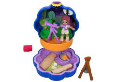 Polly Pocket Tiny Pocket Places -Shani's Kampeeravontuur