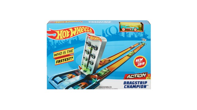 Hot Wheels Action - Dragstrip Champion