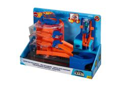 Hot Wheels medium speelset Super Spin Dealer