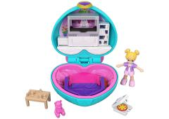 Polly Pocket Tiny Pocket Places - Polly's woonkamer