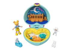 Polly Pocket Tiny Pocket Places - Polly en Babykamer