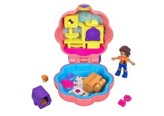 Polly Pocket Tiny Pocket Places - Shani en kat