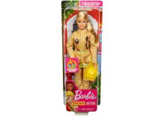 Barbie I Can Be - Brandweervrouw