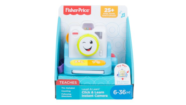 Fisher Price Leerplezier - Camera