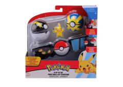 Pokemon Clip n Go Belt Set Ultra Ball