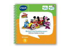 Vtech MagiBook - Mickey en The Roadster Racers