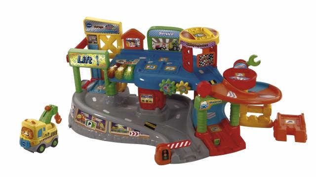 Toet Toet Garage : Vtech toet toet auto garage cilgro b.v.