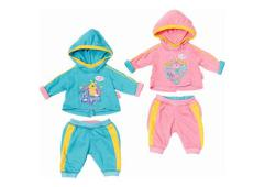 Baby Born Jogging Collectie 2 Assorti