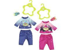 Baby Born Play en Fun Nightlight outfit assorti