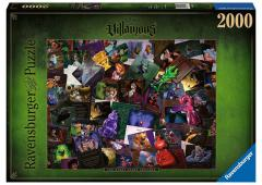 Puzzel 2000 st. Villainous: All Villains