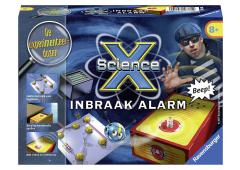 SCIENCE X Mini Elektro Inbraakalarm