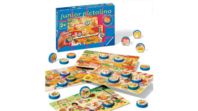 Speel- en leerspellen Junior Pictolino