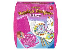Mandala-Designer mini Unicorn