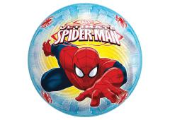Bal Vinyl 230mm Spiderman (OPGEBLAZEN)