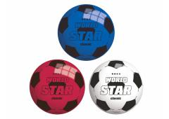 Bal Vinyl 130mm World Star (OPGEBLAZEN)