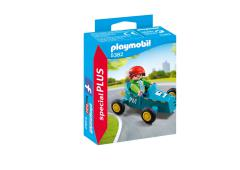 Playmobil Special Plus Jongen met cart