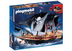 Playmobil Pirates Piraten aanvalsschip
