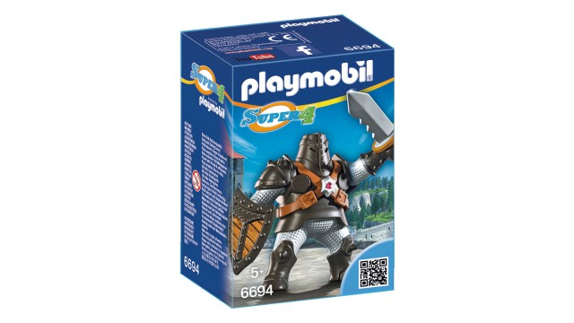 Playmobil Super 4 Black Colossus