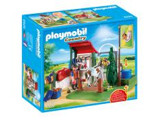 Playmobil Country Paardenwasplaats