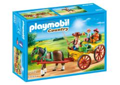 Playmobil Country Paard en kar