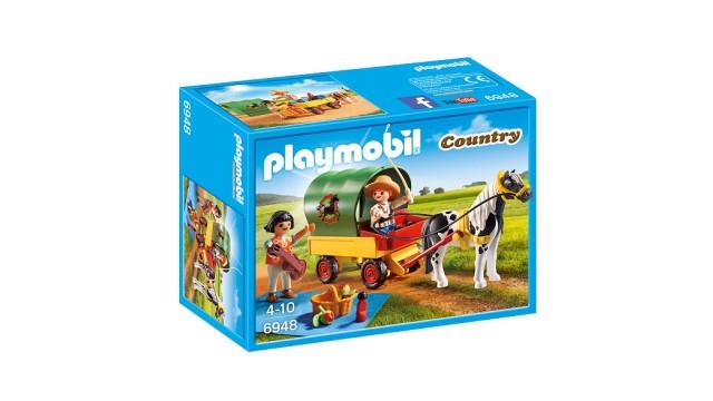 Playmobil Country Picknick met ponywagen | Cilgro B.V.