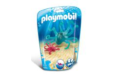 Playmobil Family Fun Inktvis met jong