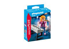 Playmobil Special Plus Zangeres met keyboard