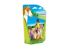 Playmobil Country Paardrijinstructrice