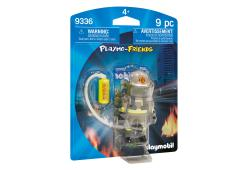 Playmobil PLAYMO-friends Brandweerman