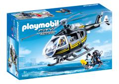 Playmobil City Action SIE-helikopter