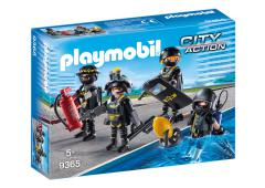 Playmobil City Action SIE-team