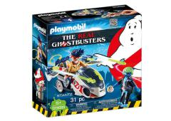 Playmobil Ghostbusters Stanz met luchtmoto