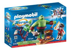 Playmobil Super 4 Reuzetrol met Ruby