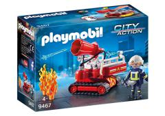 Playmobil City Action Brandweer blusrobot