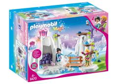 Playmobil Magic Kristallen diamantengrot