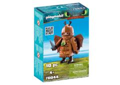 Playmobil Dragons Vissenpoot in vliegpak