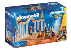 Playmobil The Movie: Keizer Maximus in het Colosseum