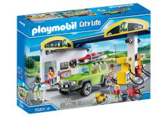 Playmobil City Life Tankstation
